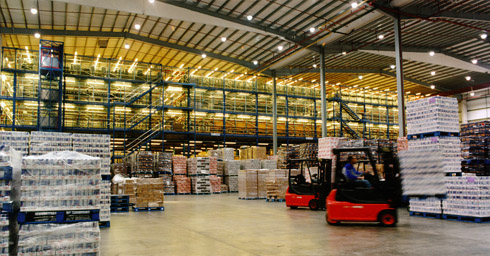 Warehousing and Packing